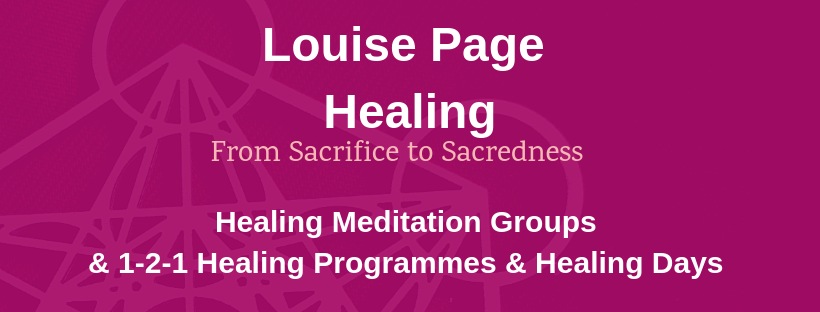 Louise Page Healing from Sacrifice to Sacredness